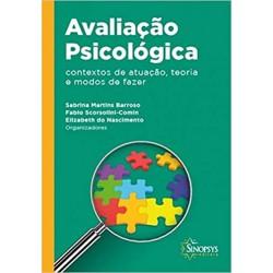 AVALIACAO PSICOLOGICA:...