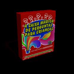 A CAIXA MAGICA DE PERGUNTAS...