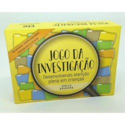 JOGO DA INVESTIGAÇAO