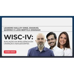 WISC-IV - Aplicação,...