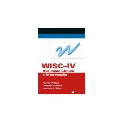 WISC IV - AVALIACAO CLINICA...