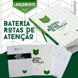 BATERIA ROTAS DE ATENÇÃO -...