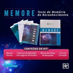 TESTE DE MEMORIA DE...